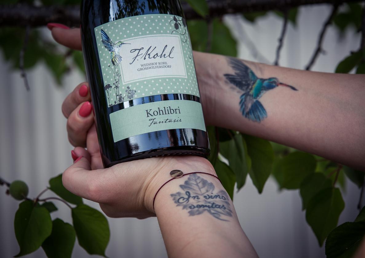 Kohlibri Wein von Familie Kohl