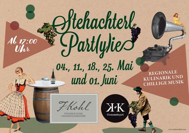 Musik, Wein, Kulinarik - Stechachterl Par(y)ies